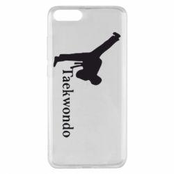 Чехол для Xiaomi Mi Note 3 Taekwondo