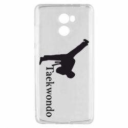 Чехол для Xiaomi Redmi 4 Taekwondo - FatLine