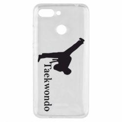 Чехол для Xiaomi Redmi 6 Taekwondo - FatLine