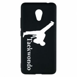 Чехол для Meizu M5c Taekwondo - FatLine