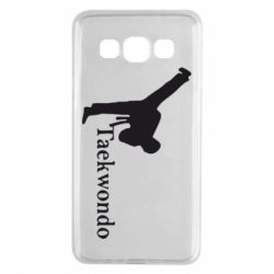 Чехол для Samsung A3 2015 Taekwondo