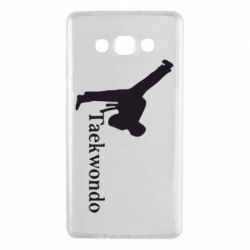 Чехол для Samsung A7 2015 Taekwondo