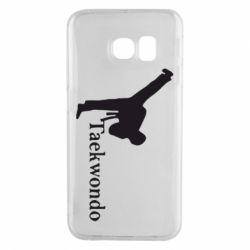 Чехол для Samsung S6 EDGE Taekwondo