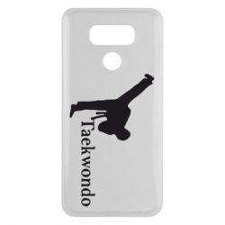 Чехол для LG G6 Taekwondo - FatLine