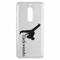 Чехол для Nokia 5 Taekwondo - FatLine