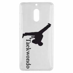 Чехол для Nokia 6 Taekwondo - FatLine