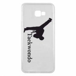 Чехол для Samsung J4 Plus 2018 Taekwondo