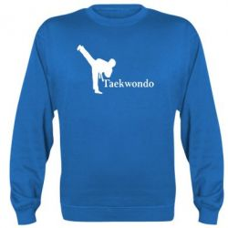 Реглан (свитшот) Taekwondo - FatLine
