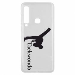 Чехол для Samsung A9 2018 Taekwondo