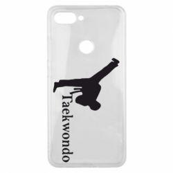 Чехол для Xiaomi Mi8 Lite Taekwondo