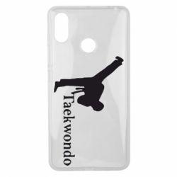Чехол для Xiaomi Mi Max 3 Taekwondo