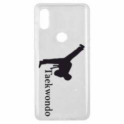 Чехол для Xiaomi Mi Mix 3 Taekwondo