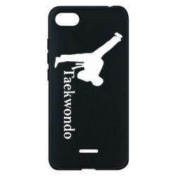 Чехол для Xiaomi Redmi 6A Taekwondo - FatLine
