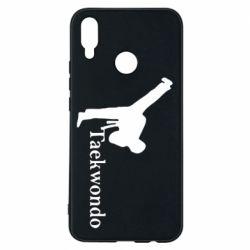 Чехол для Huawei P Smart Plus Taekwondo - FatLine