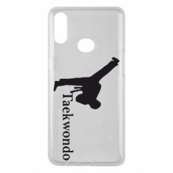 Чехол для Samsung A10s Taekwondo