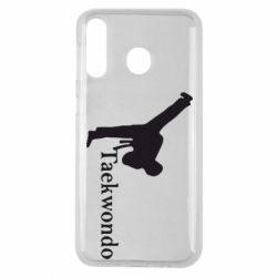 Чехол для Samsung M30 Taekwondo