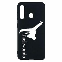 Чехол для Samsung M40 Taekwondo