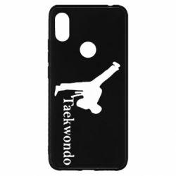 Чехол для Xiaomi Redmi S2 Taekwondo