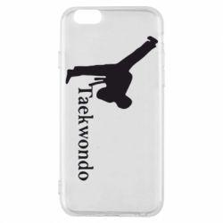 Чехол для iPhone 6/6S Taekwondo
