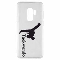 Чехол для Samsung S9+ Taekwondo
