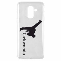 Чехол для Samsung A6+ 2018 Taekwondo