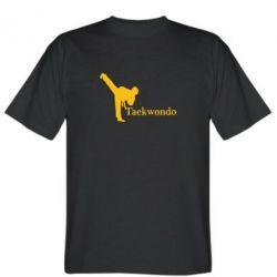 Мужская футболка Taekwondo - FatLine
