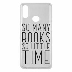 Чохол для Samsung A10s Так багато книг так мало часу