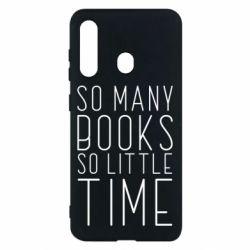 Чохол для Samsung M40 Так багато книг так мало часу