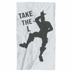 Полотенце Take L