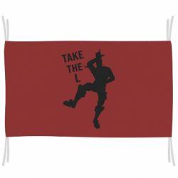 Флаг Take L