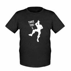 Детская футболка Take L