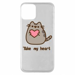 Чохол для iPhone 11 Take my heart