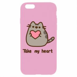 Чохол для iPhone 6/6S Take my heart