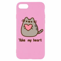 Чохол для iPhone 8 Take my heart