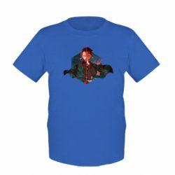 Детская футболка Танджиро Камадо