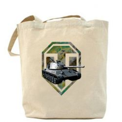 Сумка Tank and WOT game logo