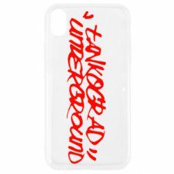 Чохол для iPhone XR Tankograd Logo