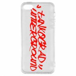 Чохол для iphone 5/5S/SE Tankograd Logo
