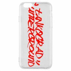 Чохол для iPhone 6/6S Tankograd Logo