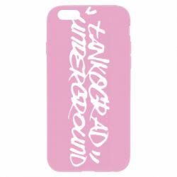 Чохол для iPhone 6 Plus/6S Plus Tankograd Logo