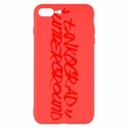 Чохол для iPhone 8 Plus Tankograd Logo
