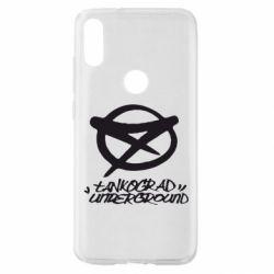Чехол для Xiaomi Mi Play Tankograd Underground Logo