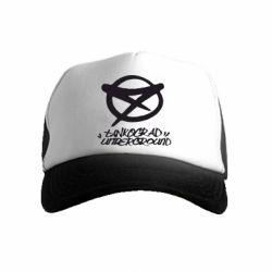 Детская кепка-тракер Tankograd Underground Logo