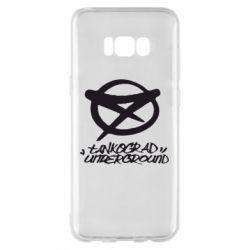 Чехол для Samsung S8+ Tankograd Underground Logo