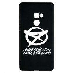 Чехол для Xiaomi Mi Mix 2 Tankograd Underground Logo