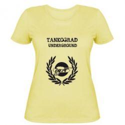 Женская Tankograd Underground - FatLine