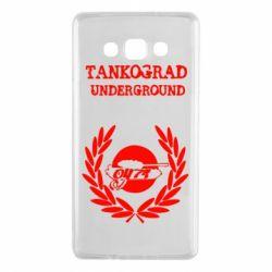 Чохол для Samsung A7 2015 Tankograd Underground