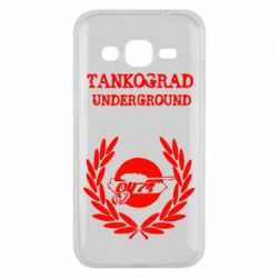 Чохол для Samsung J2 2015 Tankograd Underground