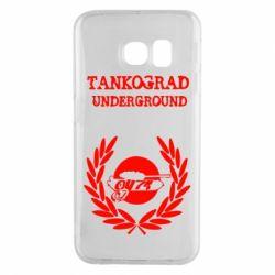 Чохол для Samsung S6 EDGE Tankograd Underground
