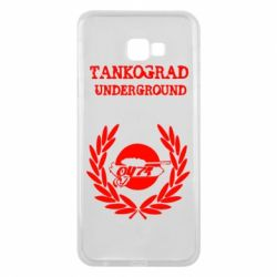 Чохол для Samsung J4 Plus 2018 Tankograd Underground